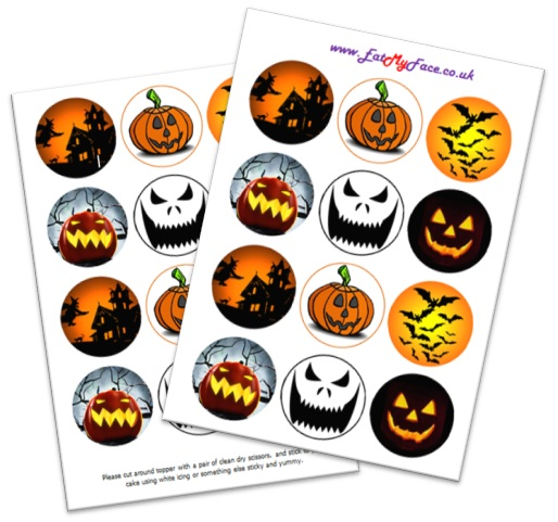 Eat My Face Co Uk Photo Cake Toppers And Edible Images Cup Cakes Fairy Cakes