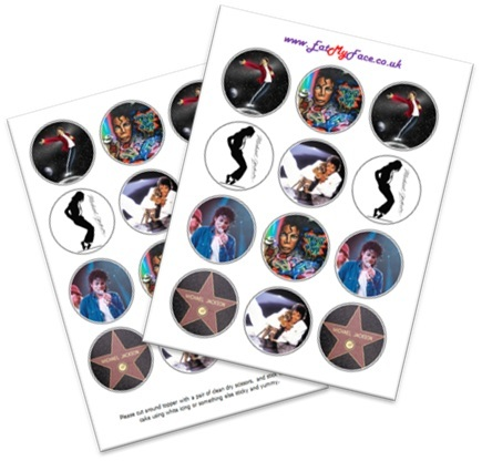 Edible Cake Decorations At Michaels : Eat My Face .co.uk - Photo Cake Toppers and Edible Images ...