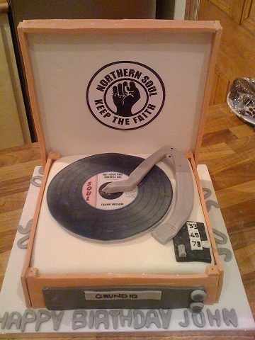 Make A Cake Turntable